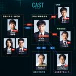 刑事7人-相関図