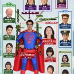 スーパーサラリーマン左江内氏-相関図